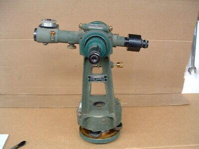 Rare Ke Keuffel Esser Paragon Jig Transit Telescope Square With Case