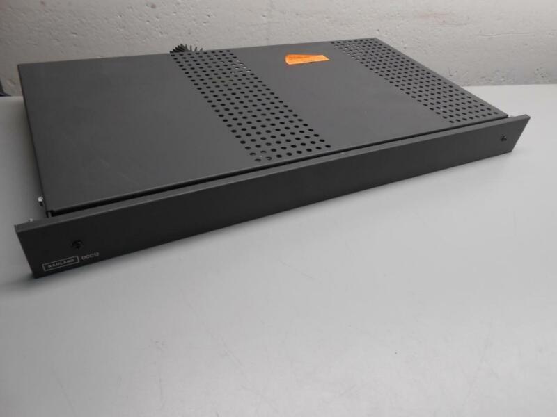 Rauland Borg Model DCC12 Intercom Control Amplifier Amp DCC-12
