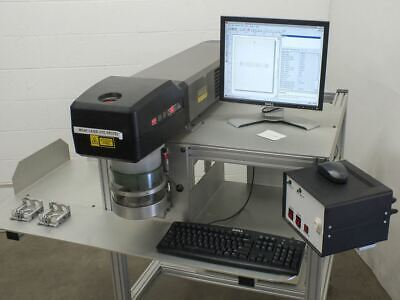 Synrad Fenix Flyer 25w Co2 Laser Marker With 2-axis Computer Software Controls