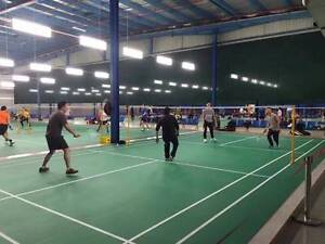 Badminton courts for hire Logan Central Parkwood Gold Coast City Preview