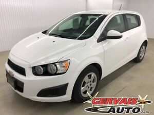 2015 Chevrolet Sonic LS Bluetooth A/C Hatchback