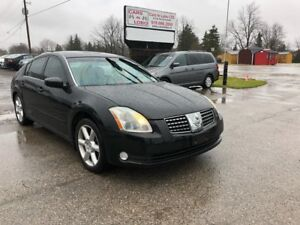 2004 Nissan Maxima SE FULLY LOADED AS IS SPECIAL!!!