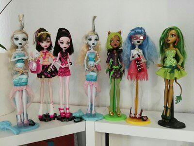 Monster High Doll Dawn of the Dance Draculaura - Monster High Lagoona