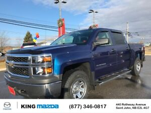 2015 Chevrolet Silverado 1500 W/T NEW TIRES..NEW BRAKES..REMOTE