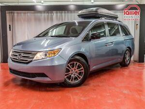 2011 Honda Odyssey EX** BLUETOOTH, CAM DE RECULE SIEGE