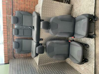 162 FORD FOCUS ST RECARO TAILORED SINGLE SEAT COVER IN BLACK 2015 On
