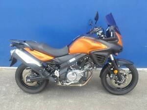 Suzuki 650CC DL650 V-STROM DUAL SPORTS 2012 Cairns Cairns City Preview