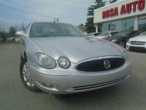 2005 Buick Allure CX PW,PL,PM PS,ONSTAR,FOLDING SEATS SAFETY E TEST