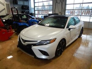 2018 Toyota Camry XSE V6 Top of the line Camry V6
