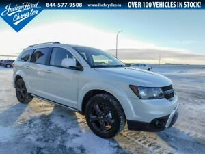 2018 Dodge Journey Crossroad AWD | DVD | Leather | Nav