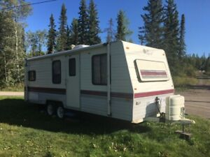 Terry travel trailer