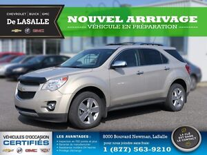 2012 Chevrolet Equinox LT AWD 2LT The Most Equipped..