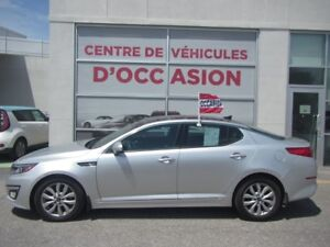 2014 Kia Optima EX CUIR + TOIT LEATHER + PANORAMIC ROOF