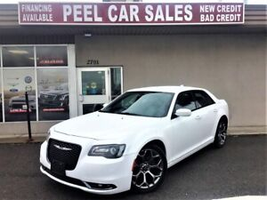 2018 Chrysler 300 300S|NAVI|LEATHER|CLEANCARPROOF