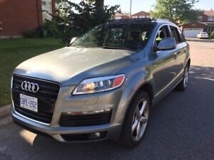 S-Line 07 Audi Q7, Mint in & Out!