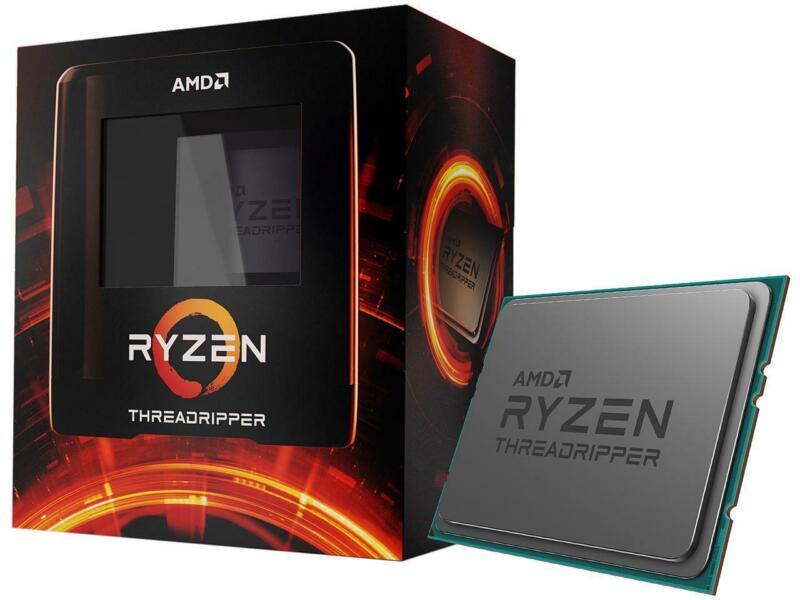 Amd Ryzen Threadripper 3960x 24-core 3.8 Ghz Socket Strx4 280w 100-100000010wof