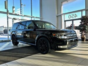 2018 Ford Flex Limited AWD {Cuir, Toit Pano, Mags, Démareur}