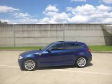 2008 BMW 130I Hatch MSPORT LEATHER SUNROOF SAT NAV AS BRAND NEW Homebush West Strathfield Area Preview