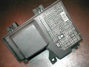 1995 1996 1997 honda accord fuse box under hood fits v6 ebay. Black Bedroom Furniture Sets. Home Design Ideas