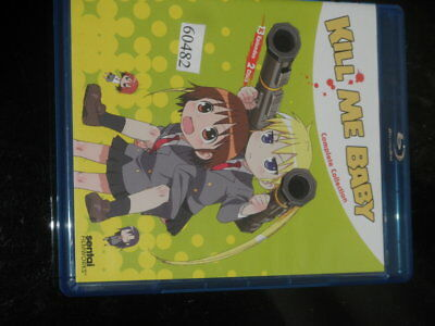 Anime Babys (Kill Me Baby: Complete Anime Collection (Blu-ray Disc, 2014, 2-Disc Set))