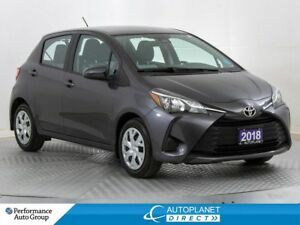 2018 Toyota Yaris LE, Safety Sense, Back Up Camera, Bluetooth!