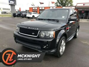 2013 Land Rover Range Rover Sport Supercharged / Leather / Sunro