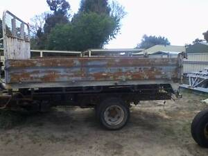 Truck, cheap tipper body, push button operation Gosnells Gosnells Area Preview