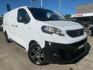 2019 Peugeot Expert 150 HDi SWB White 6 Speed Automatic Van