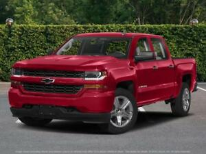2018 Chevrolet Silverado 1500 Custom - Custom Value Package, WIF