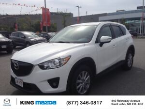 2015 Mazda CX-5 GS- $165 B/W ONE OWNER..UNDERCOATED..MOONROOF..B
