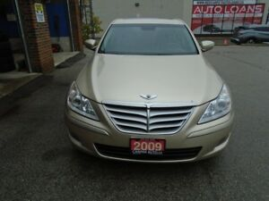 2009 Hyundai Genesis 4.6L
