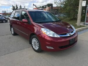 2010 Toyota Sienna AWD,LIMITED,LEATHER,RIMS,SAFETY+3YEARS WARRIN