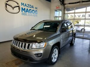 2012 Jeep Compass 118 000KM 4X4 AUTOMATIQUE SIEGES CHAUFFANTS