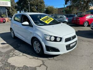 2012 Holden Barina TM White 6 Speed Automatic Hatchback Lidcombe Auburn Area Preview