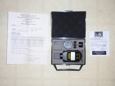 Sticht Mt-1b Contactnon Contact Laser Tachometer