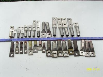 Electrical Compression Lugs. Large Lot