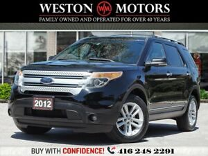 2012 Ford Explorer XLT*AWD*7PASS*SUNROOF*BTOOTH*REVERSE CAM*