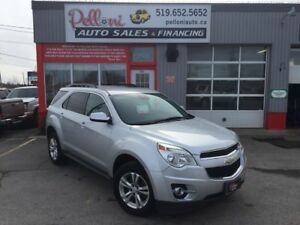 2012 Chevrolet Equinox 1LT AWD w/BLUETOOTH