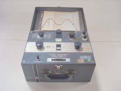Leeds Northrup Millivolt Potentiometer Galvanometer No 8690