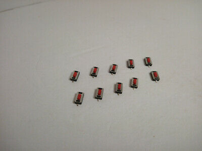 10x Pack Lot 3 X 6 X 2.5 Mm Push Touch Tactile Momentary Micro Button Switch Smd