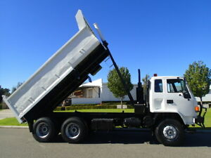 Isuzu FVZ 1400 Bogey Drive Tipper Welshpool Canning Area Preview
