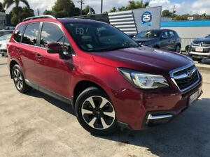 2016 Subaru Forester S4 MY16 2.5i-L CVT AWD Red 6 Speed Constant Variable Wagon