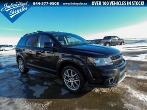 2014 Dodge Journey R/T Rallye AWD | Leather | DVD
