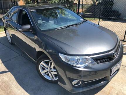 2012 Toyota Camry Atara S Auto Sedan REGO AND RWC INCL Moorabbin Kingston Area Preview
