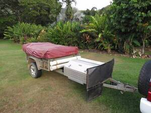 PRICE DROP - Off-Road Camper Trailer - Soft Floor Redlynch Cairns City Preview