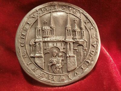 Siegel Petschaft der Stadt Spayer 1293 Staatsarchiv München Handkunst Guß