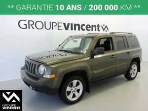 2015 Jeep Patriot NORTH 4X4**GARANTIE 10 ANS**