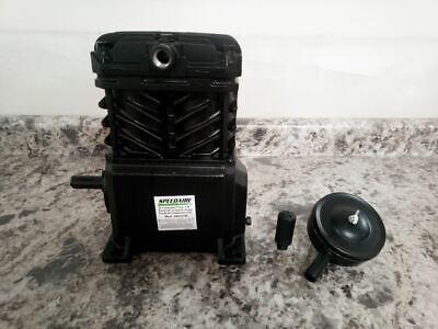 Speedaire 2wgx7b 2 3 Hp 690 1020 Rpm 1 Stage Air Compressor Pump