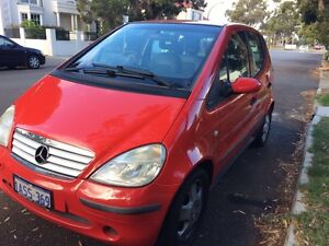 URGENT SALE..... RELOCATION......Mercedes-Benz A160 Hatchback Cloverdale Belmont Area Preview