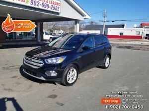 2018 Ford Escape SEL - LEATHER INTERIOR / 4WD / NAVIGATION